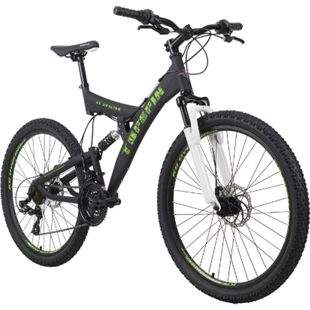 KS Cycling Mountainbike Fully 26 Zoll Topspin 21 Gänge - Bild 1