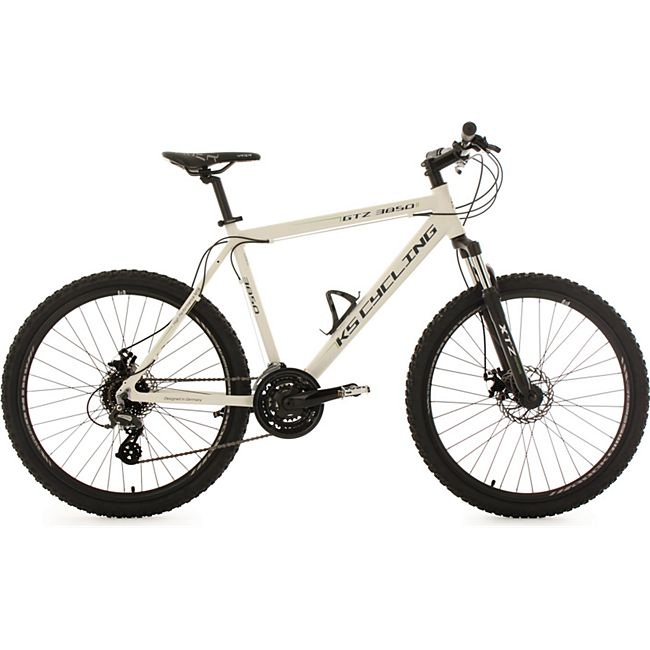 KS Cycling Mountainbike Hardtail 24 Gänge GTZ 26 Zoll - Bild 1