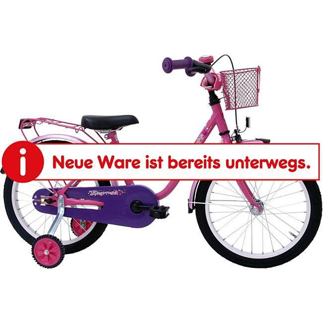 Bachtenkirch Bachtenkirch Kinderfahrrad 18 Zoll Empress pink - Bild 1