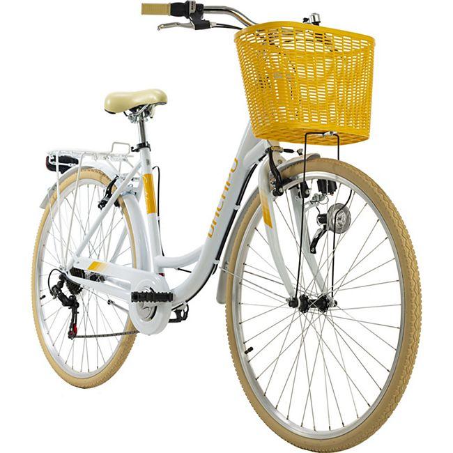 KS Cycling Cityrad 6-Gänge Cantaloupe 28 Zoll - Bild 1