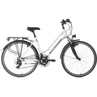 KS Cycling 28  Zoll Trekkingrad Damenfahrrad Metropolis 21 Gänge - Bild 1