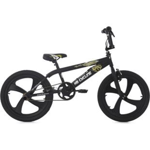 KS Cycling BMX Freestyle 20'' Daemon schwarz - Bild 1