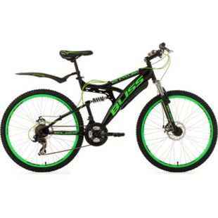 KS Cycling Fully Mountainbike Bliss 26 Zoll - Bild 1