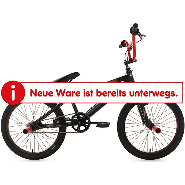 KS Cycling Freestyle BMX DYNAMIXXX rot - Bild 1