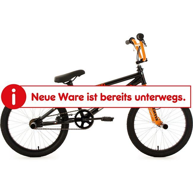 KS Cycling BMX Freestyle 20'' Circles schwarz-orange - Bild 1
