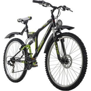 KS Cycling Mountainbike Fully ATB  21 Gänge Zodiac 26 Zoll - Bild 1