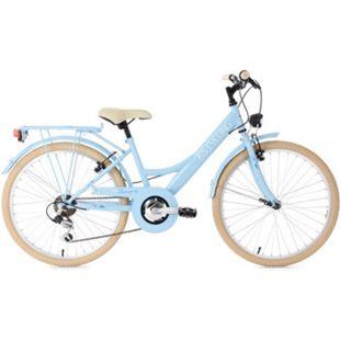 """KS Cycling Jugendfahrrad Kinderrad 24"""" Toscana - Bild 1"""