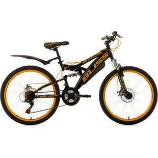 "KS Cycling Jugendfahrrad Mountainbike Fully 24"" Bliss - Bild 1"