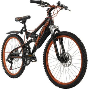 "KS Cycling Jugendfahrrad Mountainbike Fully 24"" Bliss - Bild 1"