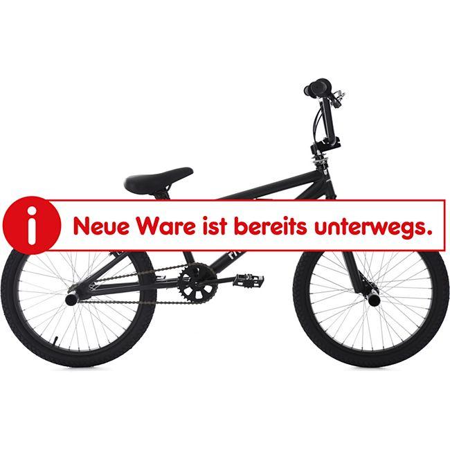 KS Cycling BMX Freestyle 20'' Fatt schwarz - Bild 1