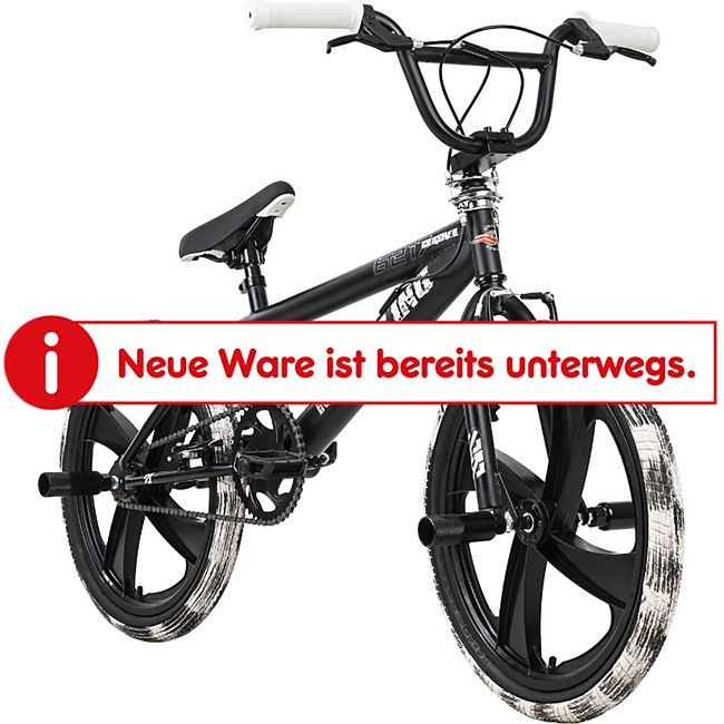 KS Cycling BMX Freestyle 20 Zoll Crusher - Bild 1