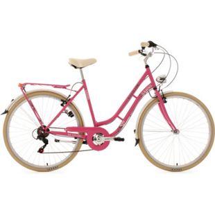 KS Cycling Damenfahrrad Cityrad 6-Gänge Casino 28 Zoll - Bild 1