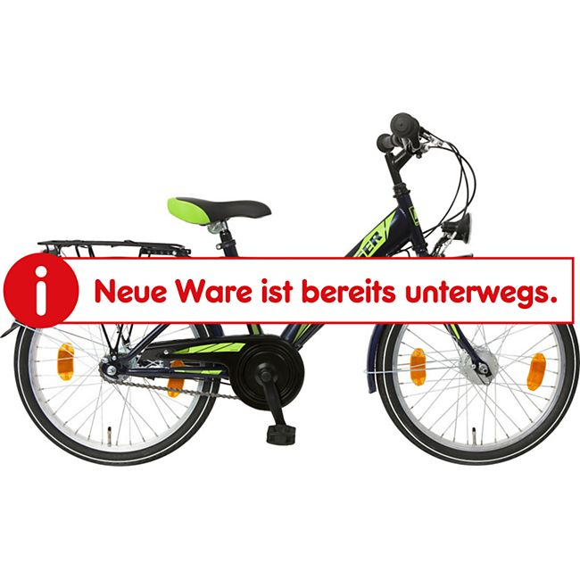 Bachtenkirch Kinderfahrrad 20 Zoll Browser Boy 3 Gänge - Bild 1