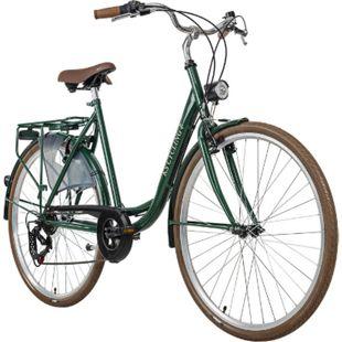 KS Cycling Damenrad 28 Zoll City-Six 6 Gänge - Bild 1