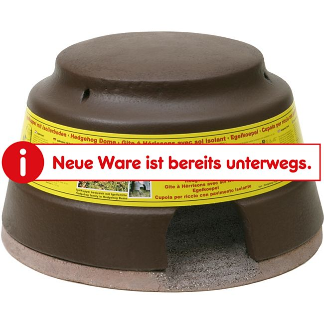 Schwegler Igelkuppel mit Isolierboden - Bild 1