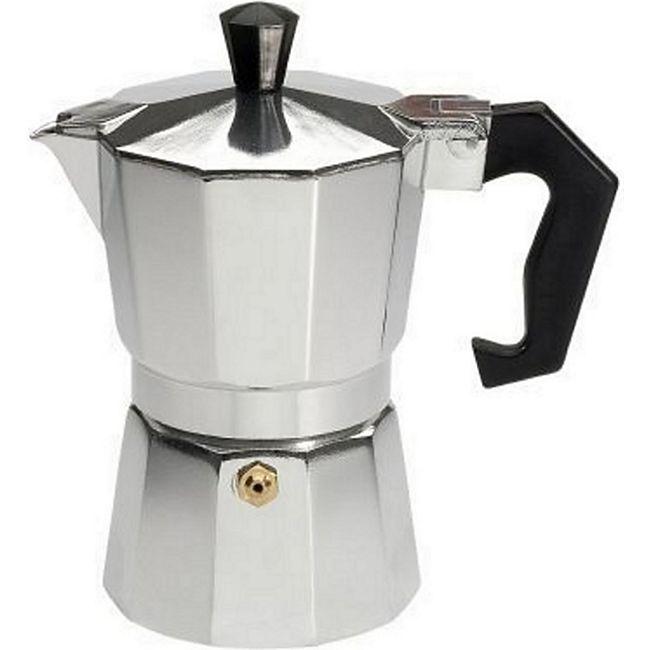 Krüger Alu-Espressokocher - Bild 1