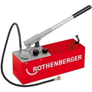 Rothenberger Prüfpumpe bis 60 bar RP 50 S  6.0200 - Bild 1