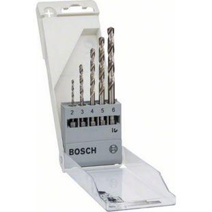 """Bosch Metallbohrersatz 6-kant 1/4"""" 2,3,4,5,6 mm 2608595517 - Bild 1"""