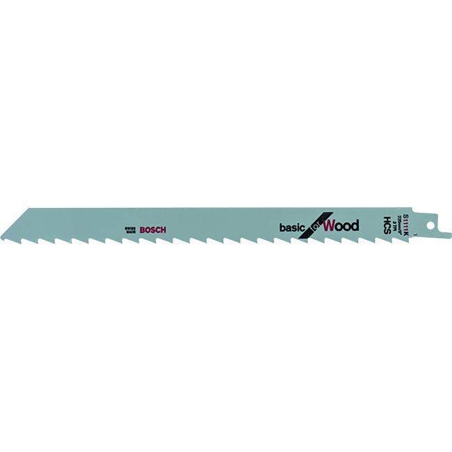 Bosch Säbelsägeblätter S 1111 K PACK= 5 Stück  2608650678 - Bild 1
