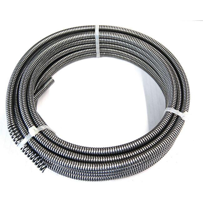 """Rothenberger Rohrreinigungsspirale """"ERSATZ"""" 8 mm x 7,5 m  7.2412 - Bild 1"""