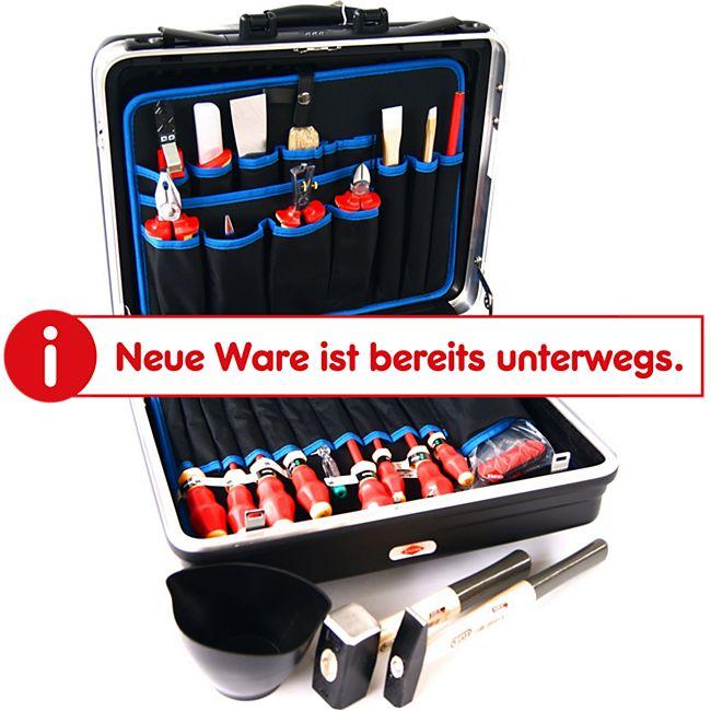 Knipex Montagekoffer 00 21 05 HLS Elektro-Installation 002105HLS - Bild 1