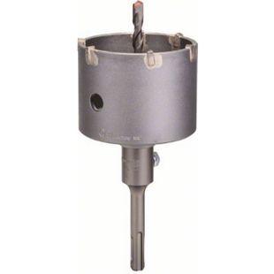 Bosch HM- Schlagbohrkrone 82 mm mit SDS- Schaft und Zentrierbohrer  2608550065 - Bild 1
