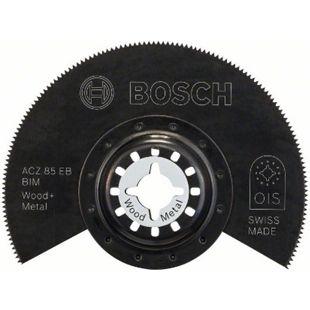 Bosch Segmetsägeblatt Holz & Metall 85 mm ACZ 85 EB 2 608 661 636 - Bild 1