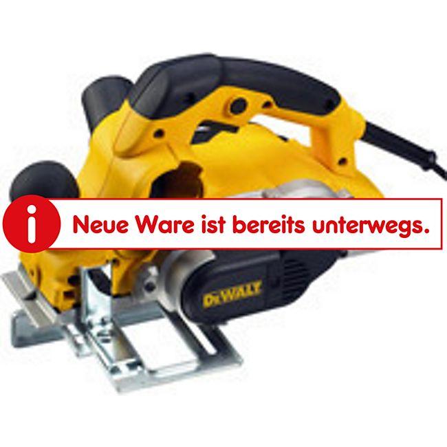 Dewalt Hobel- D26500 K im Koffer 1050 Watt / Spanstärke: 4,0 mm  D26500K-QS - Bild 1