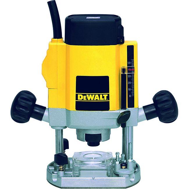 Dewalt Oberfräse 900 W DW 615 6-8 mm  DW615-QS - Bild 1