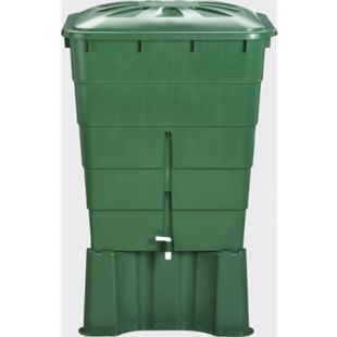 Garantia Regentonne eckig 520 L, grün - Bild 1
