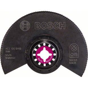 Bosch Wellenschliffmesser ACZ 100 SWB 2 608 661 693 - Bild 1