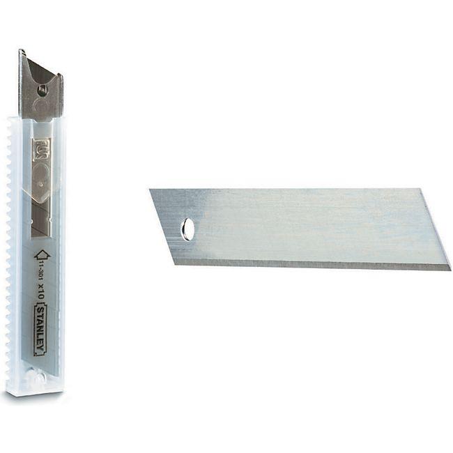 Stanley Abbrechklingen-Spender 18mm SB ( 10 Klingen im Spender )  0-11-301 - Bild 1