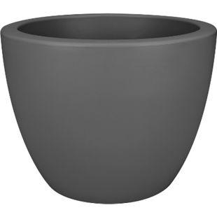 Elho Pure Soft Round Ø60xH45 cm, Rollen - Bild 1
