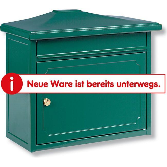 Burg-Wächter Briefkasten Kopenhagen 882 GR in grün 882GR Burgwächter - Bild 1