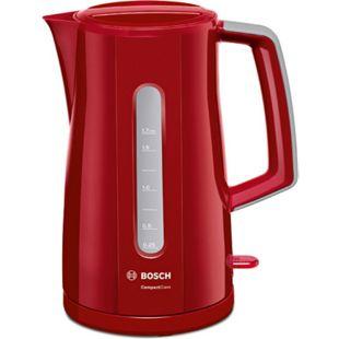 Bosch Wasserkocher CompactClass, rot - Bild 1