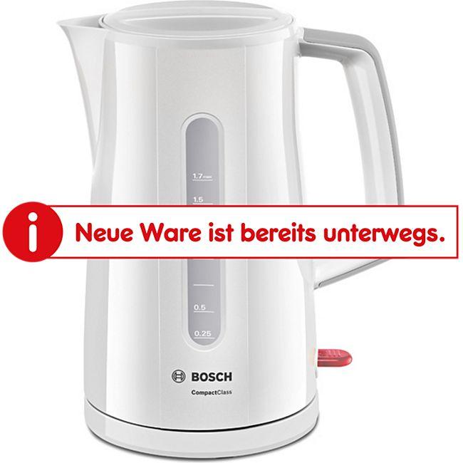 Bosch Wasserkocher CompactClass, weiß - Bild 1