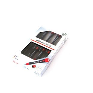 Wiha Elektronik-Schraubendrehersatz 6-tlg. 260PK6 E459315 - Bild 1