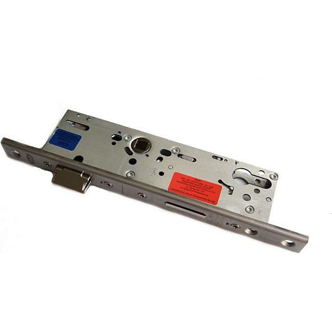 BKS RR - Panikschloss  18260 FunktionE mit Wechsel U-Stulp 24x6x268mm Dorn 45mm  B-18260-22-U-8 - Bild 1