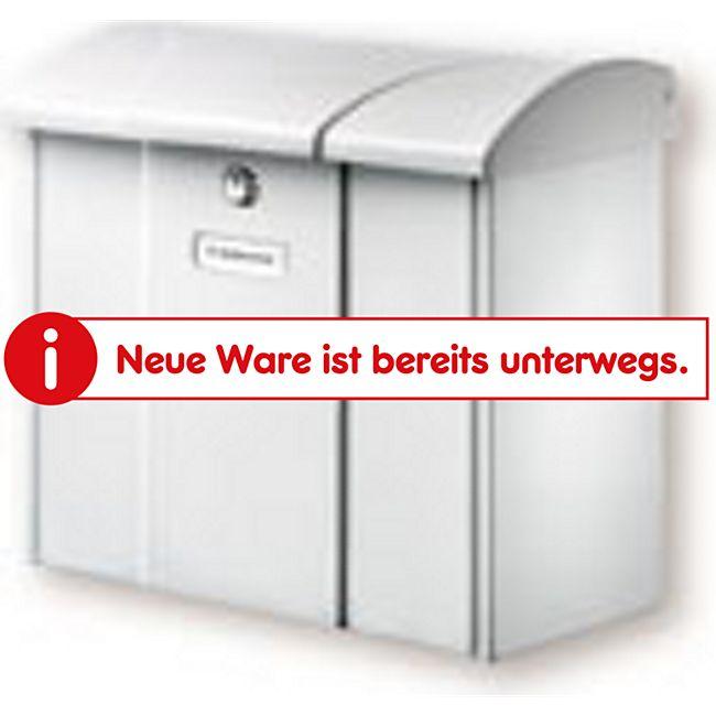 Burg-Wächter Briefkasten Olymp Nr.916 W in weiß 916W Burgwächter - Bild 1