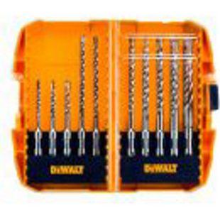 Dewalt SDS-plus Extr.2 SET 10tlg. Midisafe DT 7935 B  DT7935B-QZ - Bild 1