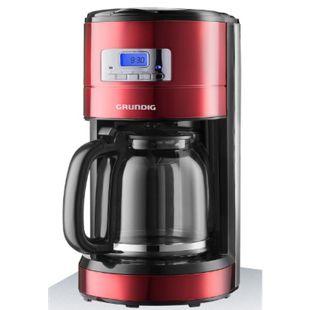 "GRUNDIG Kaffeemaschine ""Red Sense""   1000 W - Bild 1"