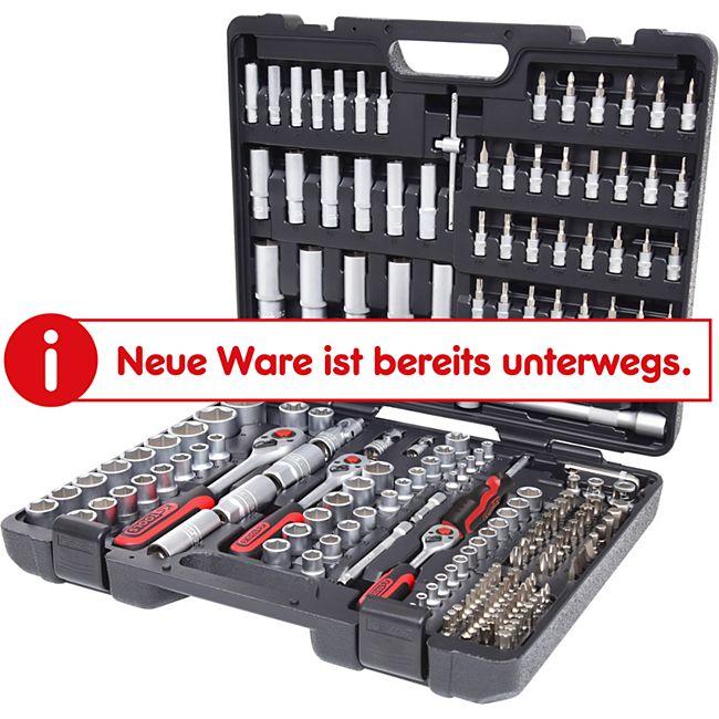 """KS Tools Steckschlüsselsatz 1/4""""-3/8""""-1/2"""" 195 tlg. 917.0795 - Bild 1"""