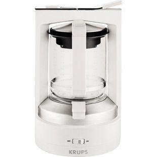 Krups Glas-Druckbrüh-Kaffeeautomat KM4682 - Bild 1