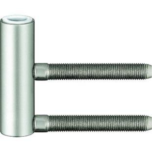 Simonswerk Rahmenteil V 4400 WF 4 NUV 4mm nach unten vernickelt 5010427001507 Türbänder Fitschen - Bild 1