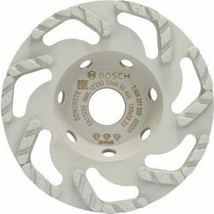 """Bosch Diamanttopfscheibe """"Best for Concrete"""" 125 x 22,23 mm  2608201229 - Bild 1"""