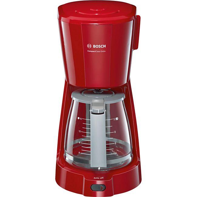 Bosch Kaffeemaschine CompactClass, rot - Bild 1