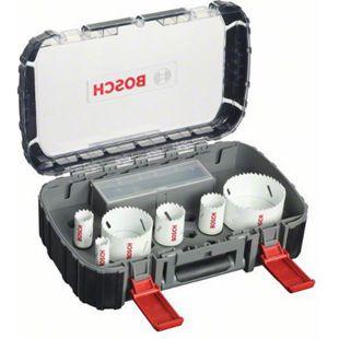 """Bosch Lochsägen-Set-Elektriker """"Progressor"""" 19-83 mm 9 tlg.  2608594190 - Bild 1"""