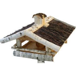 Gardissimo Vogelhaus 58x55x38cm Birke/Reisig - Bild 1