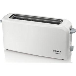Bosch Langschlitz-Toaster TAT3A001 CompactClass, weiß - Bild 1