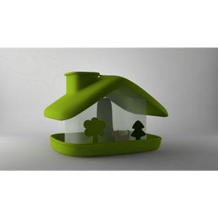 PLASTIA Vogelhaus Domek 22x15x17 cm - Bild 1